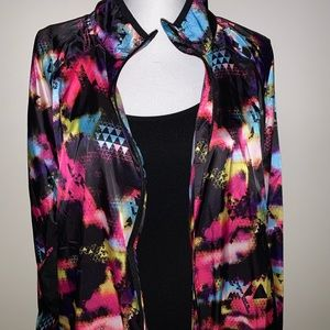 Lightweight activewear jacket new